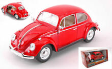 Vw classic beetle 1967 red 1 24