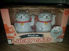Lucky cats new