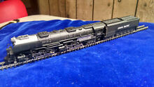 N scale union pacific 4 6 6 4