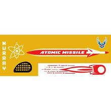 Murray gold atomic missile 1957 59