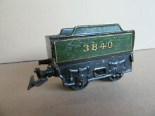 546l 1930 germany tender 3840 to 2