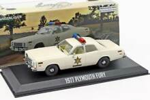 Voiture police plymouth fury rosco