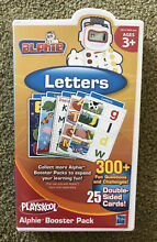 New sealed alphie letters booster