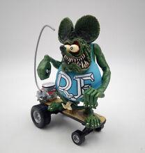 Rat fink rare new skateboard big