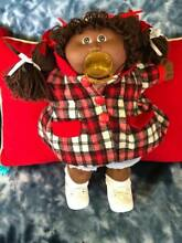 African american 85 doll adelle