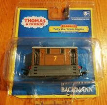 Ho scale thomas friends toby the