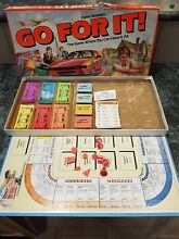 Parker brothers board game go for
