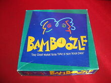 Bamboozle board game by c 1997 100