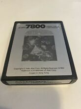 Asteroids cartridge only authentic