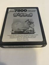 Digdug cartridge only authentic