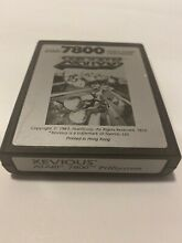Xevious cartridge only authentic