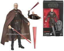 2020 the black series 6 count dooku