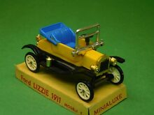 Ford t lizzie 1911 gelb les tacots