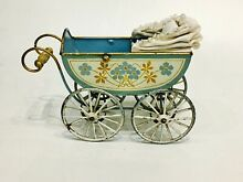 Marklin baby carriage c1909
