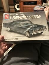 Amt 67 chevelle ss 396 kit number