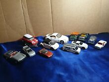 Contemporary x12 toy cars matchbox
