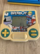 Rare paperboy 1988 lcd electronic