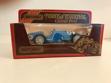 Matchbox models of y11 bugatti type