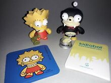 3 futurama simpsons
