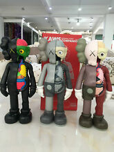 Kaws dissected companion action