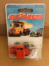 Majorette die cast metal snow