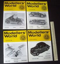 1983 84 modellers world collectors
