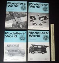 1972 73 modellers world collectors
