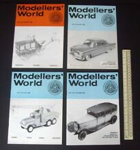 1981 82 modellers world collectors
