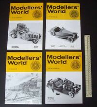 1979 80 modellers world collectors