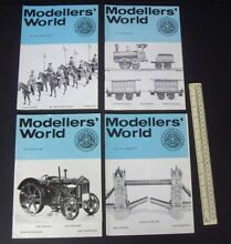 1977 78 modellers world collectors
