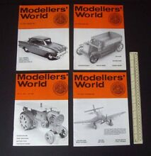 1980 81 modellers world collectors