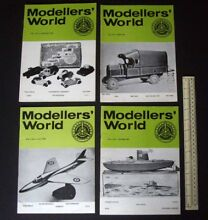 1973 74 modellers world collectors