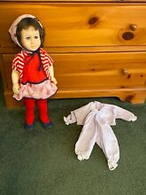 1960 1961 play outfit red tights