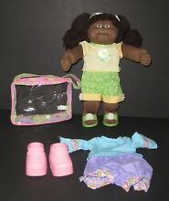 Doll 1985 african american clothes