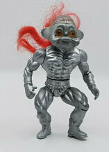 Force metal man action figure toys