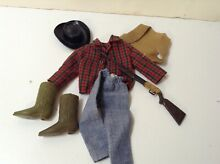 Lot outfit cowboy rare introvabile