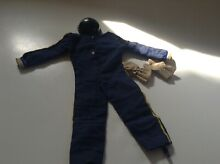 Lot figure action man set outfit