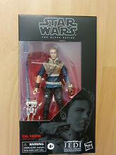 Star wars black series 6 cal kestis
