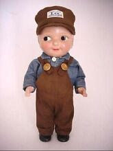 Old doll 1930 s exc cond