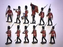 British fusiliers 12 soldiers