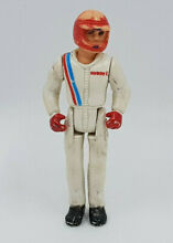 Race car driver figure 1980 s