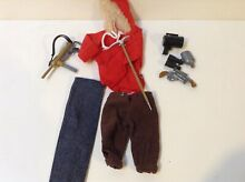Lot figures action man arctic