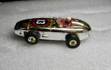 Tjet indy race ho slot car chrome