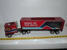 Pressed steel truck spirit of the
