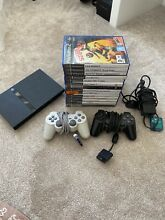 Playstation 2 slim bundle 14 games