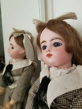 Antque french doll 1888 1899 52cm