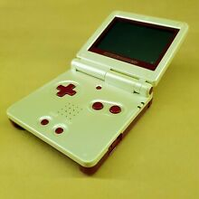 Advance sp two tone handheld game
