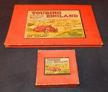 Touring england original separates