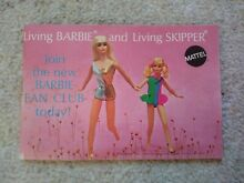 Living and living skipper booklet