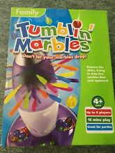 Tumbling marbles game new in box